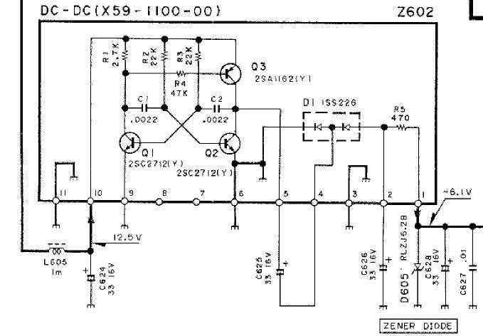 kenwood wiring diagram problem