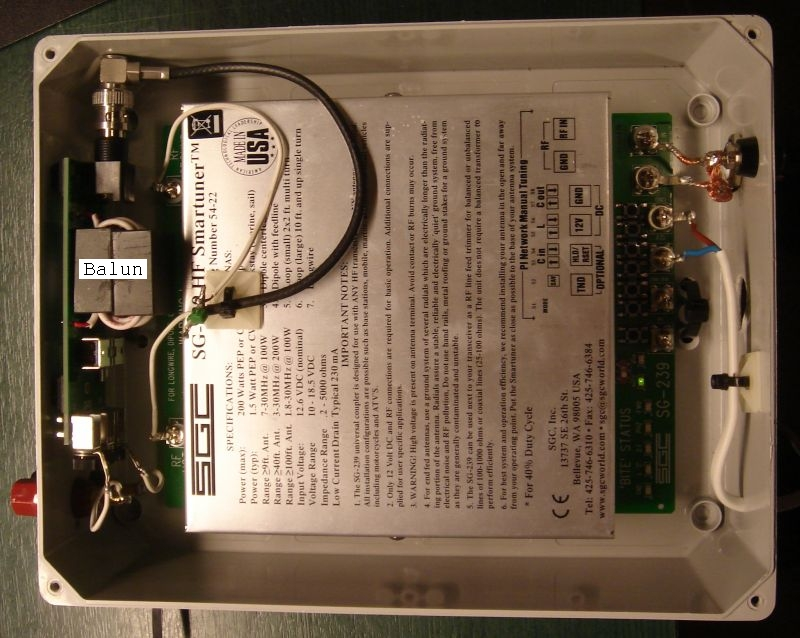 My HF Rig and Antenna