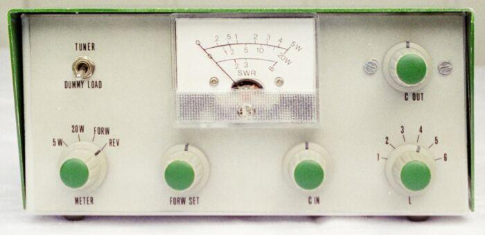 Комнатная антенна для тюнера